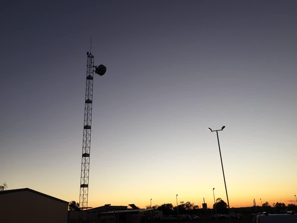 Condabri Central Village remote internet wi-fi