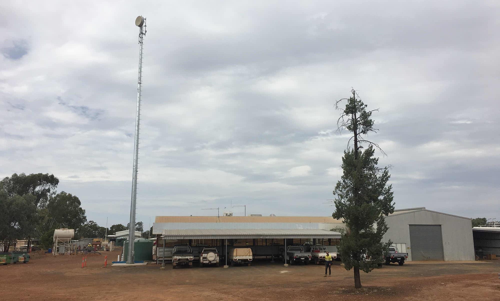kincora gas processing facility kincora qld telecommunications internet
