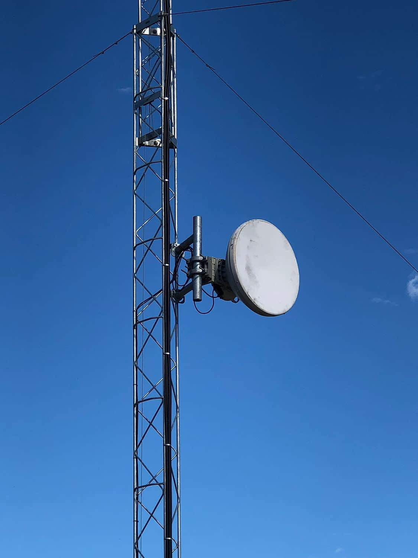 western surat gas project senex energy rural remote telecommunications